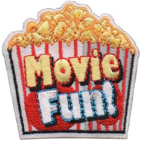 S-5244 Movie Fun! Patch
