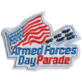 S-5246 Armed Forces Day Parade Patch