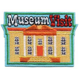S-5248 Museum Visit Patch