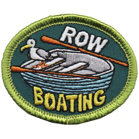 S-5250 Row Boating Patch