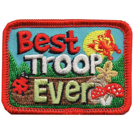 S-5255 Best Troop Ever Patch