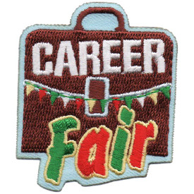 S-5267 Career Fair Patch