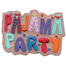 S-5274 Pajama Party Patch
