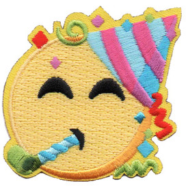 S-5282 Emoji - Party Patch