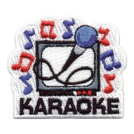 S-0474 Karaoke Patch