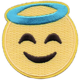 S-5285 Emoji - Angel Patch