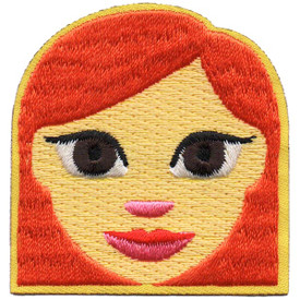 S-5288 Emoji - Women Patch