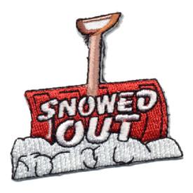 S-0475 Snowed Out - Shovel Patch
