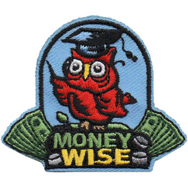 S-5295 Money Wise Patch