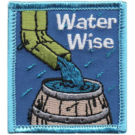 S-5297 Water Wise Patch