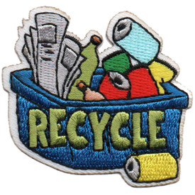 S-5301 Recycle Patch