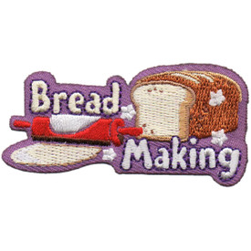 S-5305 Bread Making Patch