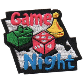 S-5307 Game Night Patch