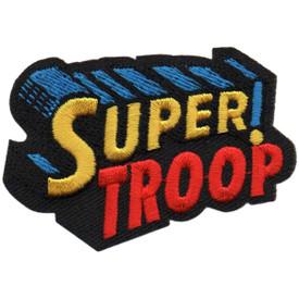 S-5310 Super Troop Patch