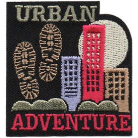S-5312 Urban Adventure Patch