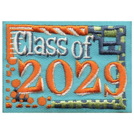 S-5323 Class of 2029 Patch