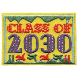 S-5324 Class of 2030 Patch