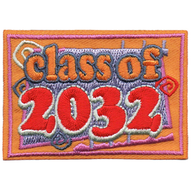 S-5326 Class of 2032 Patch
