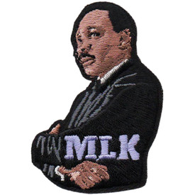 S-5332 MLK Patch