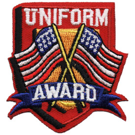 S-5339 Uniform Award Patch