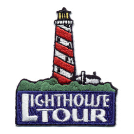 S-0482 Lighthouse Tour Patch