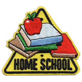 S-5359 Home School Patch