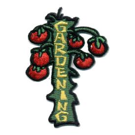 S-0483 Gardening (Tomato Plant) Patch