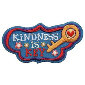 S-5363 Kindness is Key Patch