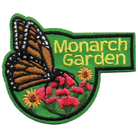 S-5370 Monarch Garden Patch
