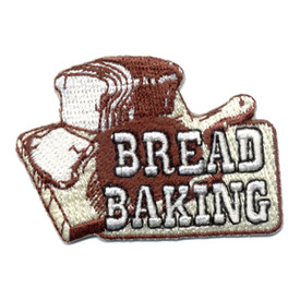 S-0484 Bread Baking Patch