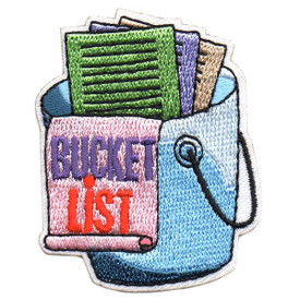 S-5372 Bucket List Patch