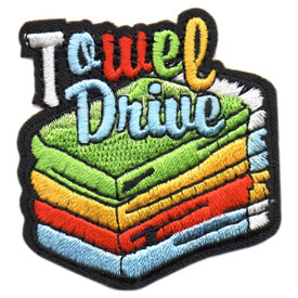 S-5375 Towel Drive Patch