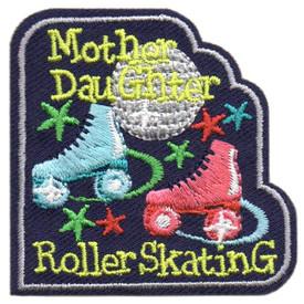 S-5379 Mother Daughter Roller Skating