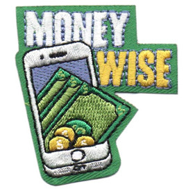 S-5381 Money Wise Patch