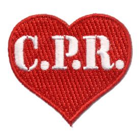 S-0485 C.P.R.   (Heart) Patch