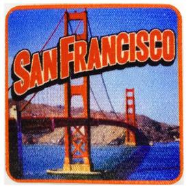 S-5386 San Francisco Patch