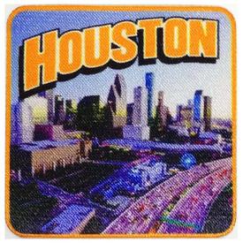 S-5388 Houston Patch