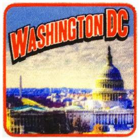 S-5391 Washington DC Patch