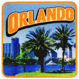 S-5393 Orlando Patch