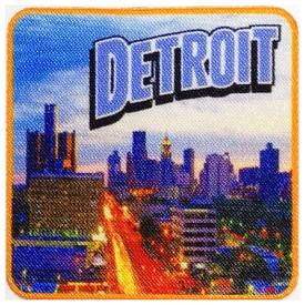 S-5394 Detroit Patch