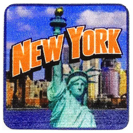 S-5395 New York Patch
