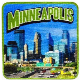 S-5397 Minneapolis Patch