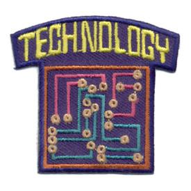 S-0490 Technology Patch