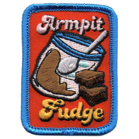 S-5414 Armpit Fudge Patch