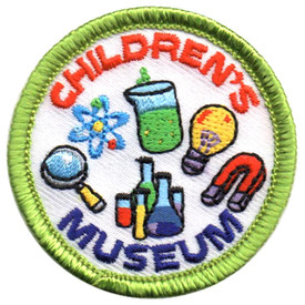 S-5415 Children's Museum Patch