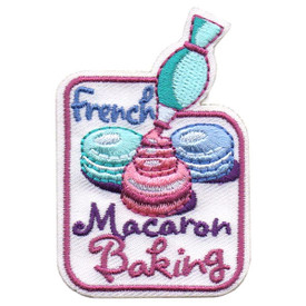 S-5417 French Macaron Baking Patch