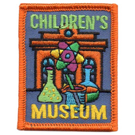 S-5423 Children's Museum Patch
