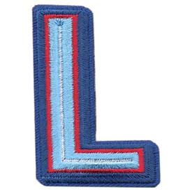 S-5436 Letter L Patch