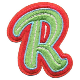 S-5442 Letter R Patch