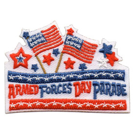 S-5472 Armed Forces Day Parade Patch